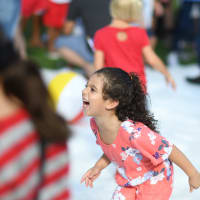 Christmas in August: SNOW & ICE Celebration at The Square