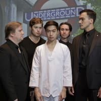 The Caduceus Theatre Arts Company presents Porcelain