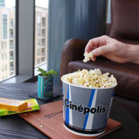 Cineopolis movie theater