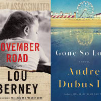 Arts & Letters Live: Lou Berney & Andre Dubus III