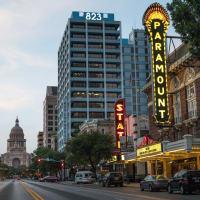 Austin city street