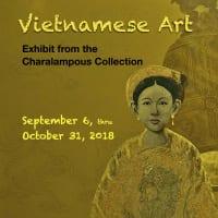 """""""Vietnamese Exhibit"""" opening reception"""