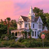 Bart Truxillo Heights Victorian mansion 1802 Harvard