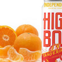 Tangerine Highboy