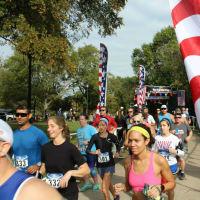 Run for the Flat Veterans Day Race