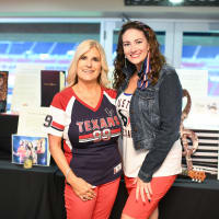Fantasy football Vicki Lehner and Rachel Price
