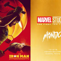 "Marvel Studios: The First Ten Years"" opening reception"
