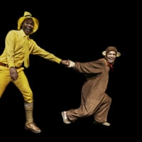 Main Street Theater presents Curious George: The Golden Meatball