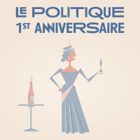 Le Politique's First Anniversary Party