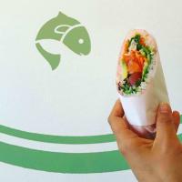 Poke Sushi Roll