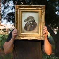 Artist Tom Rye