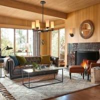 Rejuvenation store living room