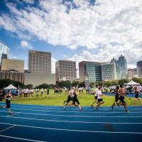 Houston D10 athletes