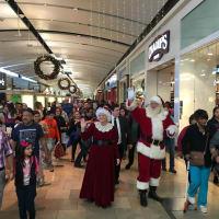 North Star Santa Holiday Parade