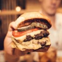 Dean's One Trick Pony Austin burger