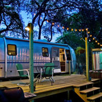 Wimberley trailer airstream