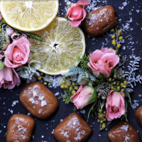 Flora and Fortitude caramels CBD