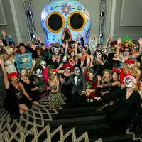Orange Show Gala 2018 group shot