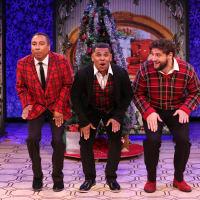 "Stages Theatre, The Ultimate Christmas Show (abridged): Ronnie Blaine, Joseph ""Joe P."" Palmer, Gabriel Regojo"