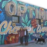 Frost Austin mural