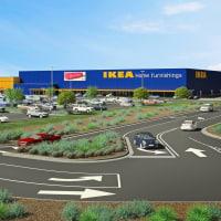 Rendering Ikea Live Oak