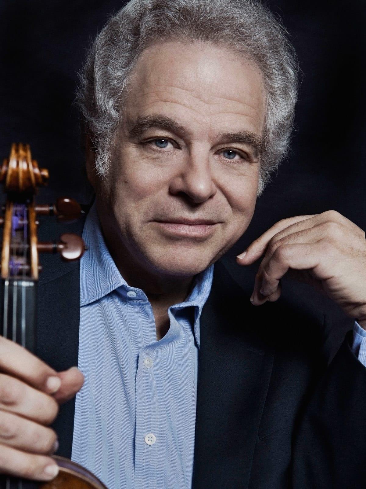 Itzhak Perlman, violinist, January 2013