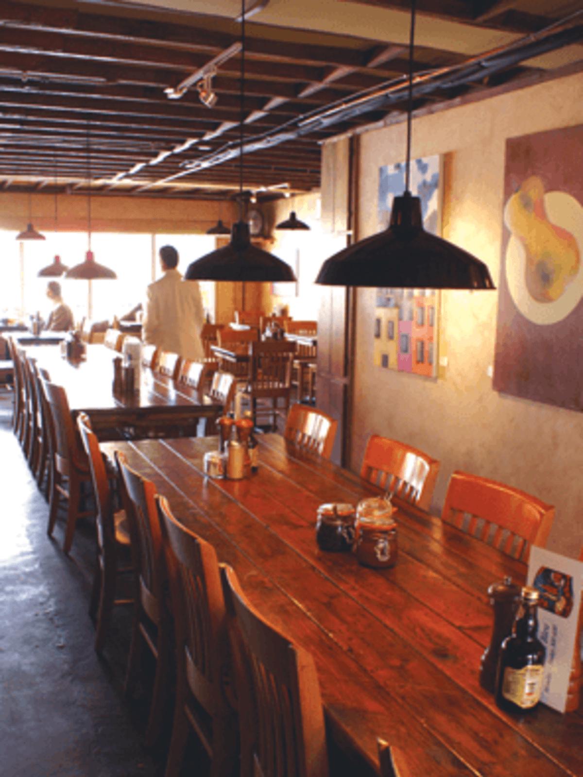 Austin Photo: Places_Food_Blue Dahlia_Interior