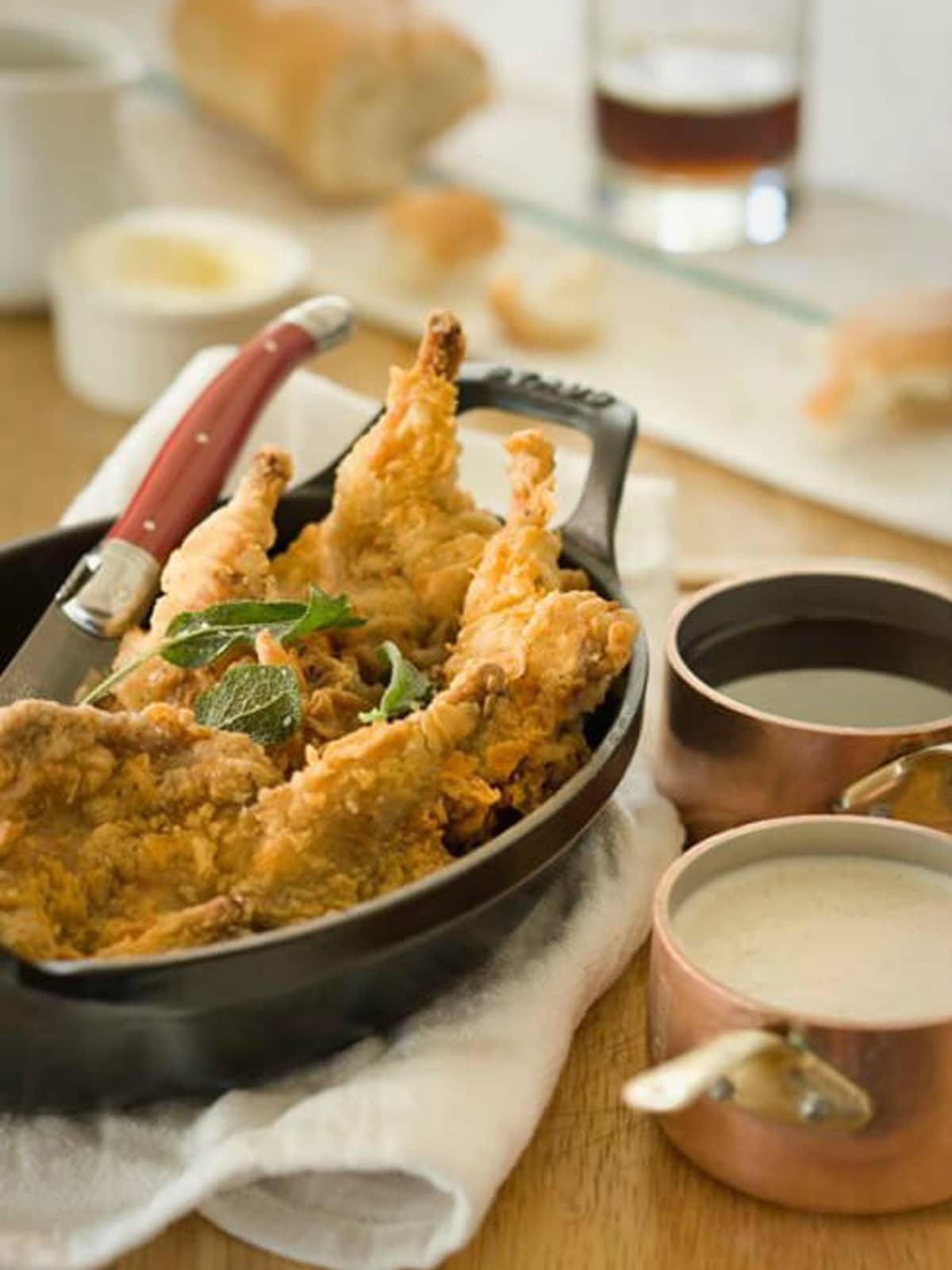 Luke San Antonio restaurant chicken