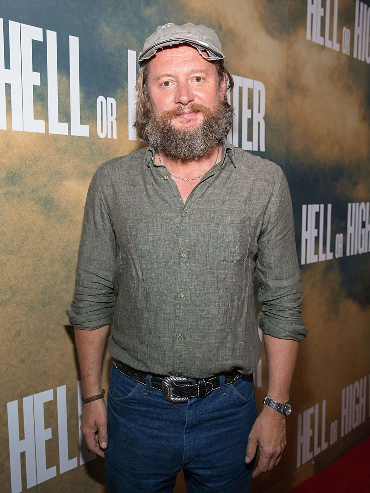 Hell or High Water Austin premiere Alamo Drafthouse red carpet David Mackenzie director