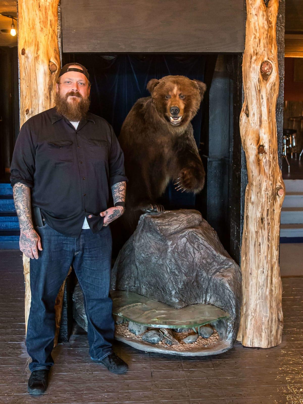 Grizzly Hall Jason Sabala