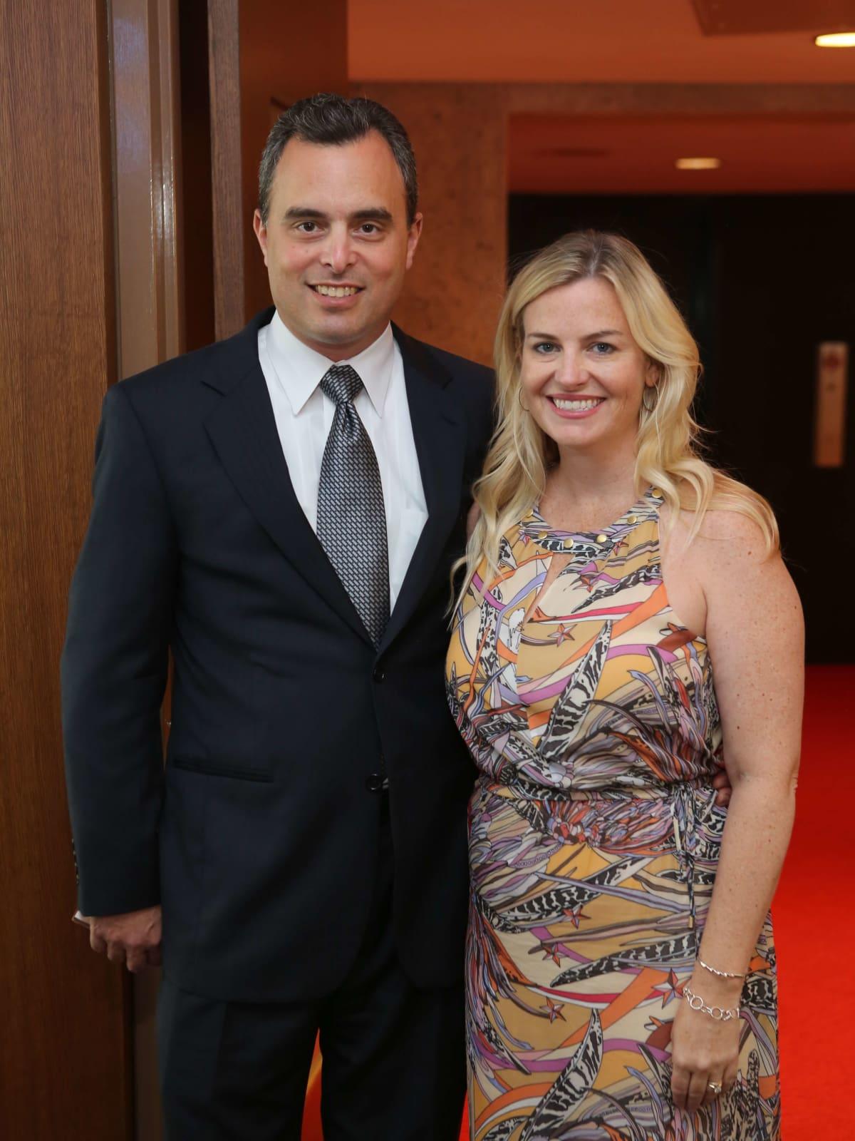 Alley Season Opener_Aug. 2016, Rob and Julie Goytia