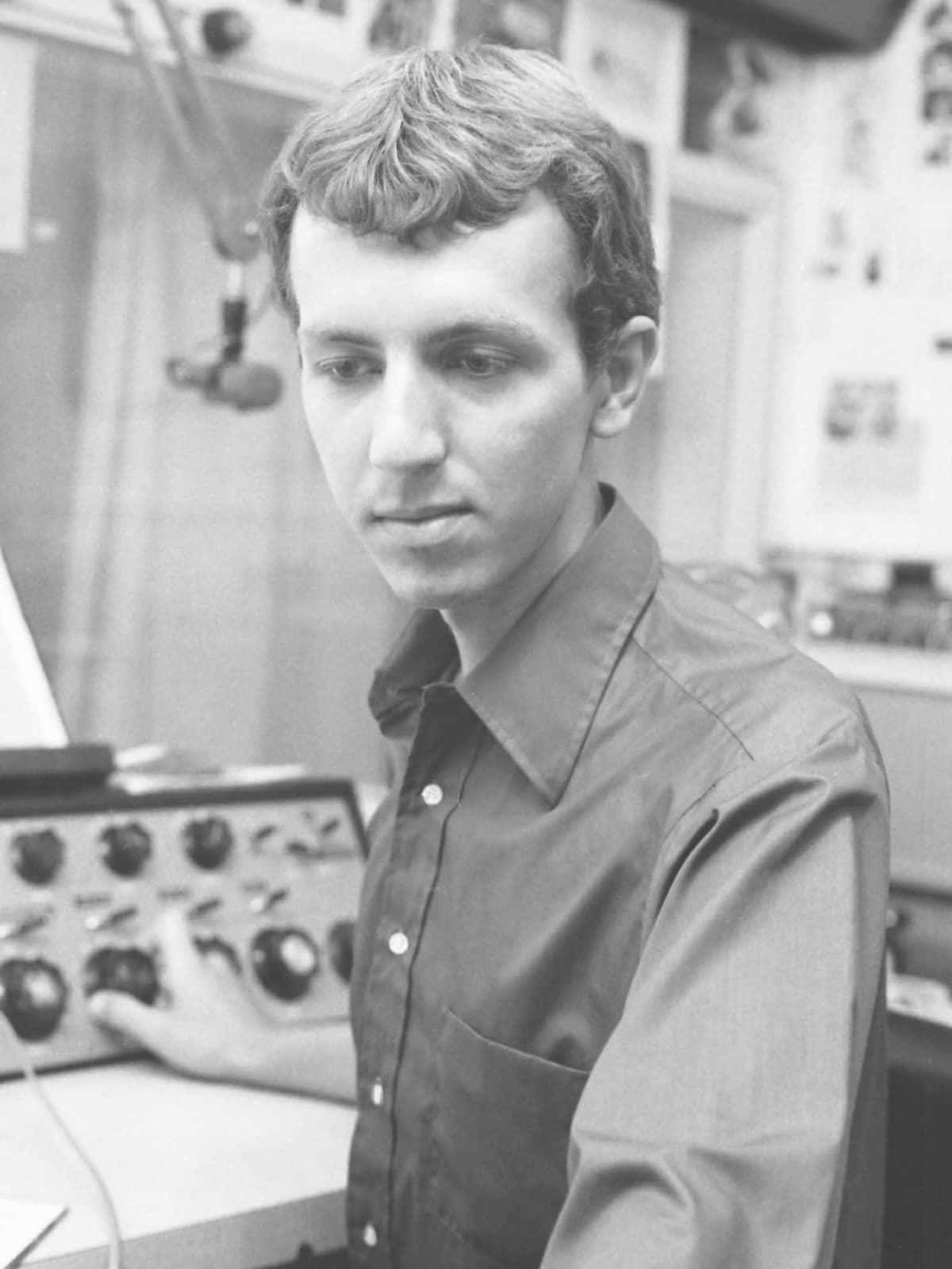 John Aielli radio DJ KUT