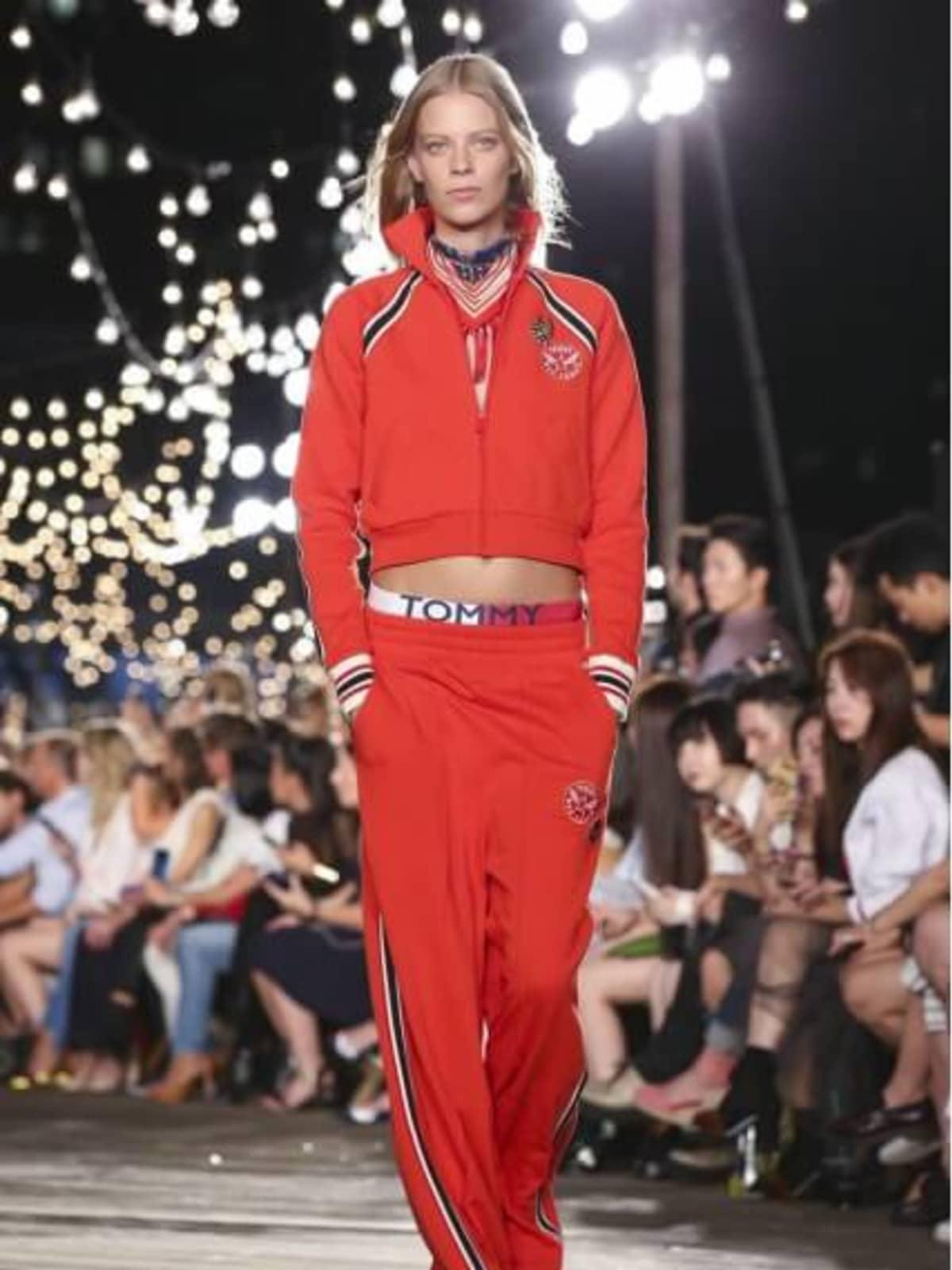 Tommy Hilfiger track suit