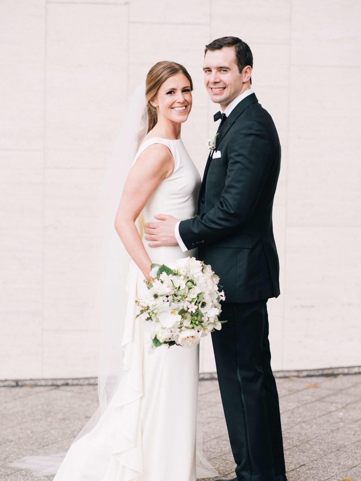 Cassie Matt Wedding