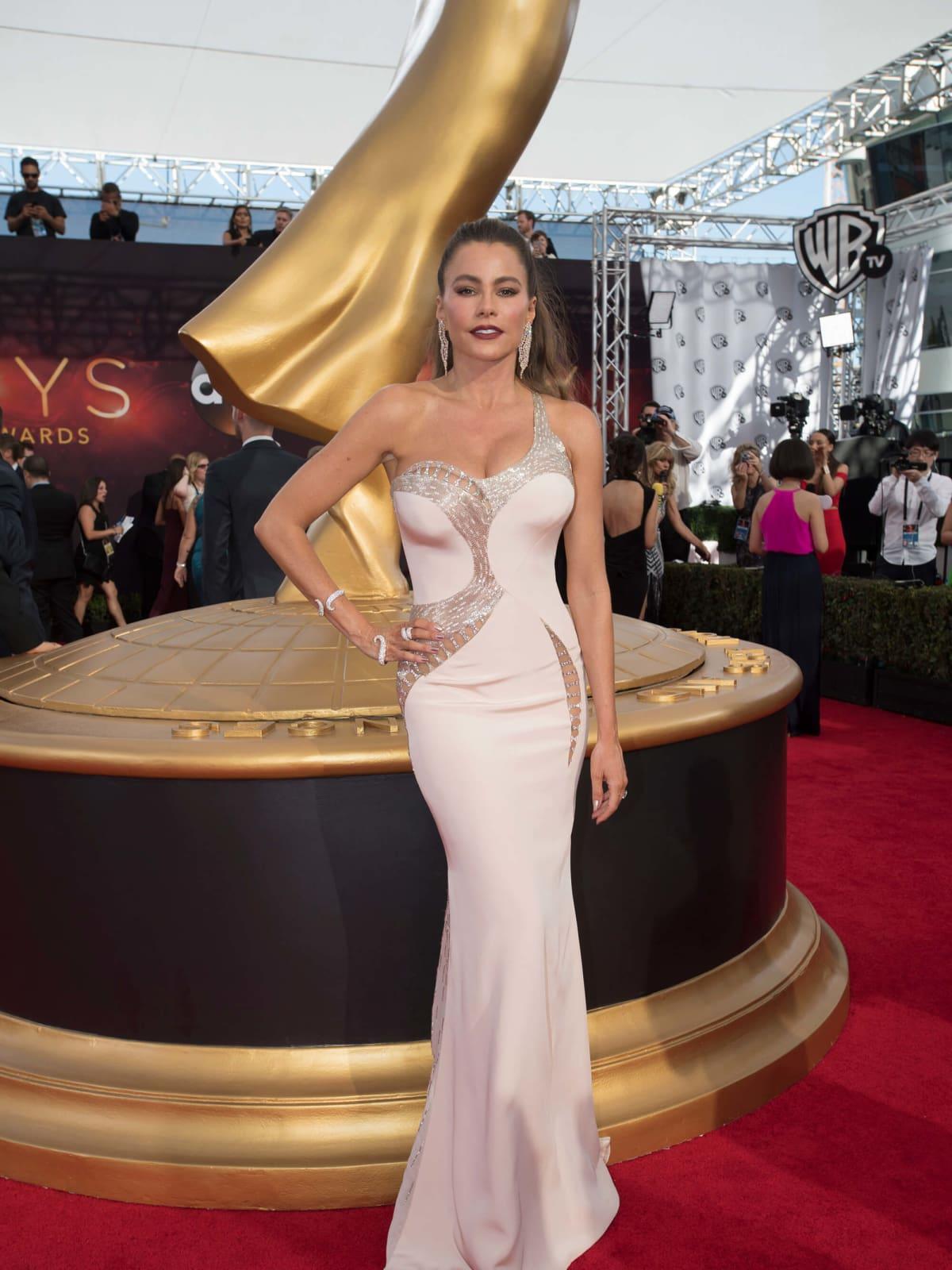 Sofia Vergara at Emmy Awards