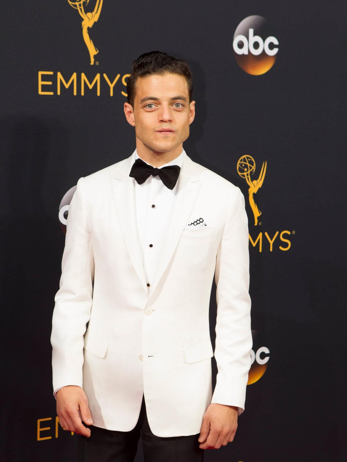 Rami Malek at Emmy Awards