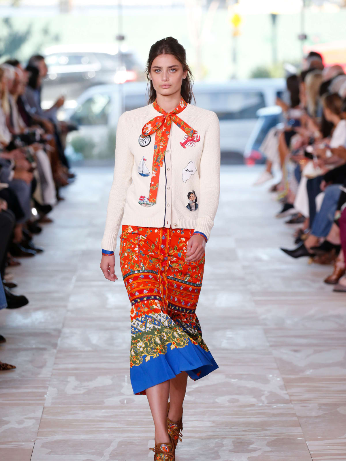Tory Burch spring 2017 collection look 40