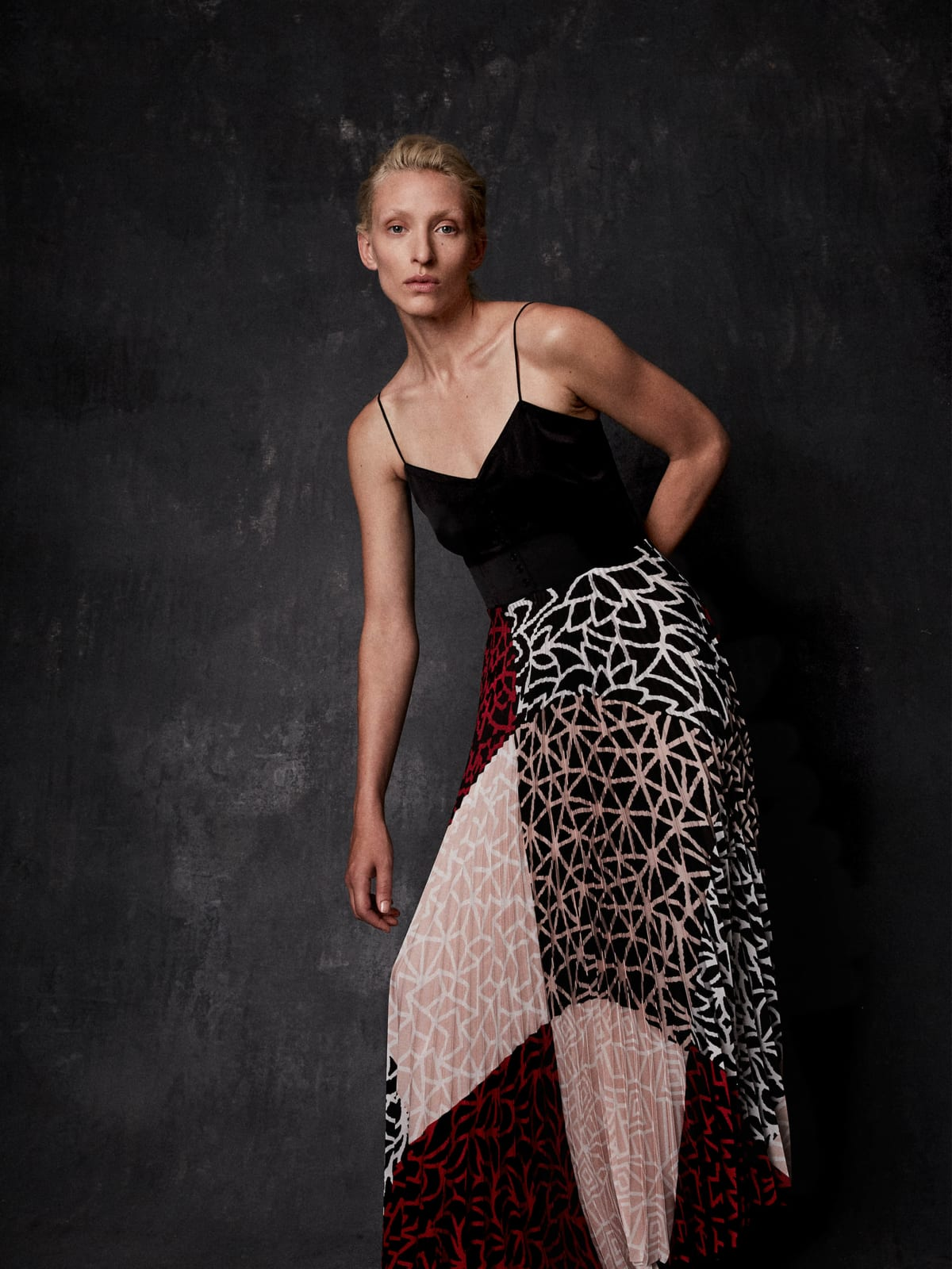 Yigal Azrouel spring 2017 gown