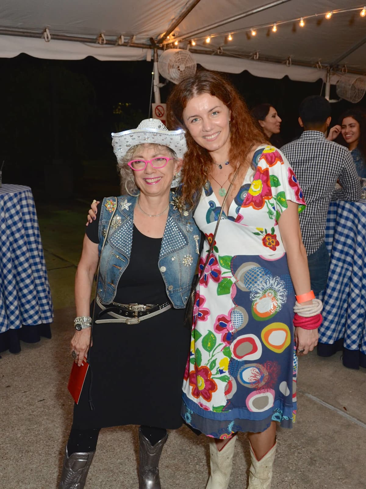 Craft Center Houston, 9/16, Sandie Zilker, Olga Tarasova
