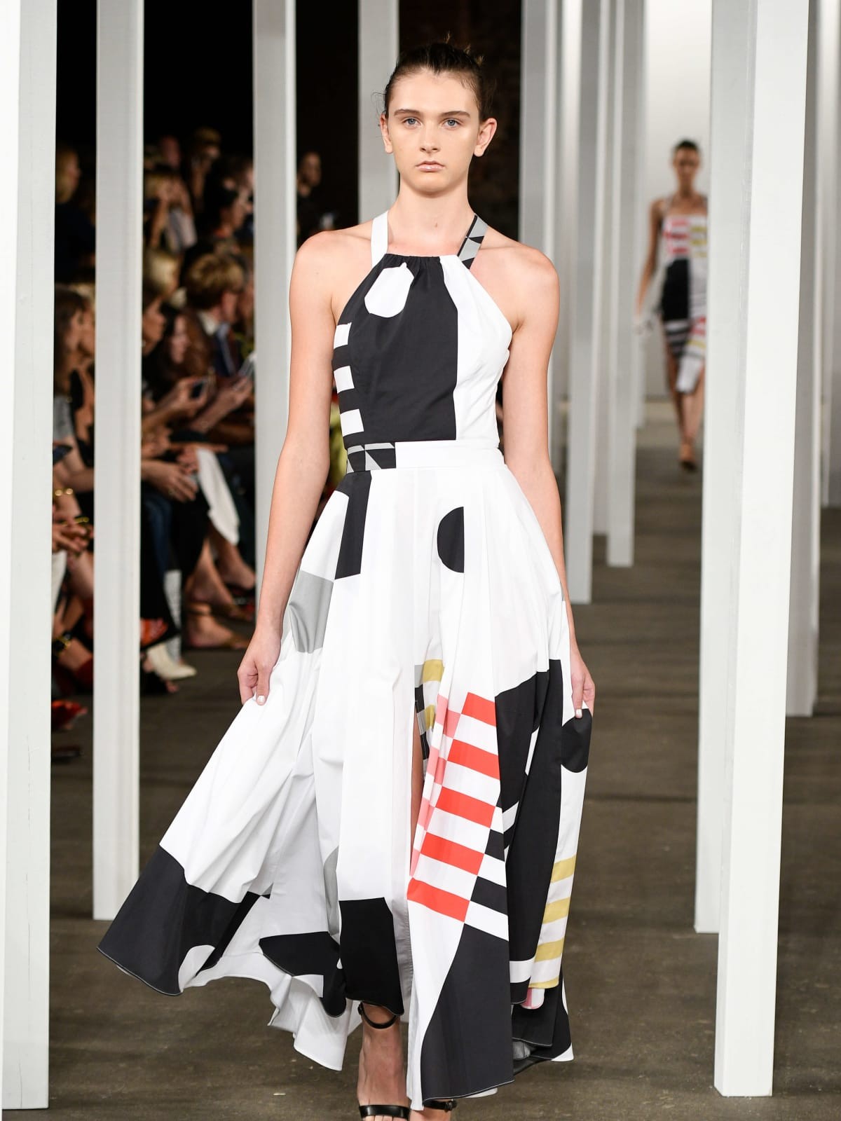 Milly spring collection 2017 Look 23