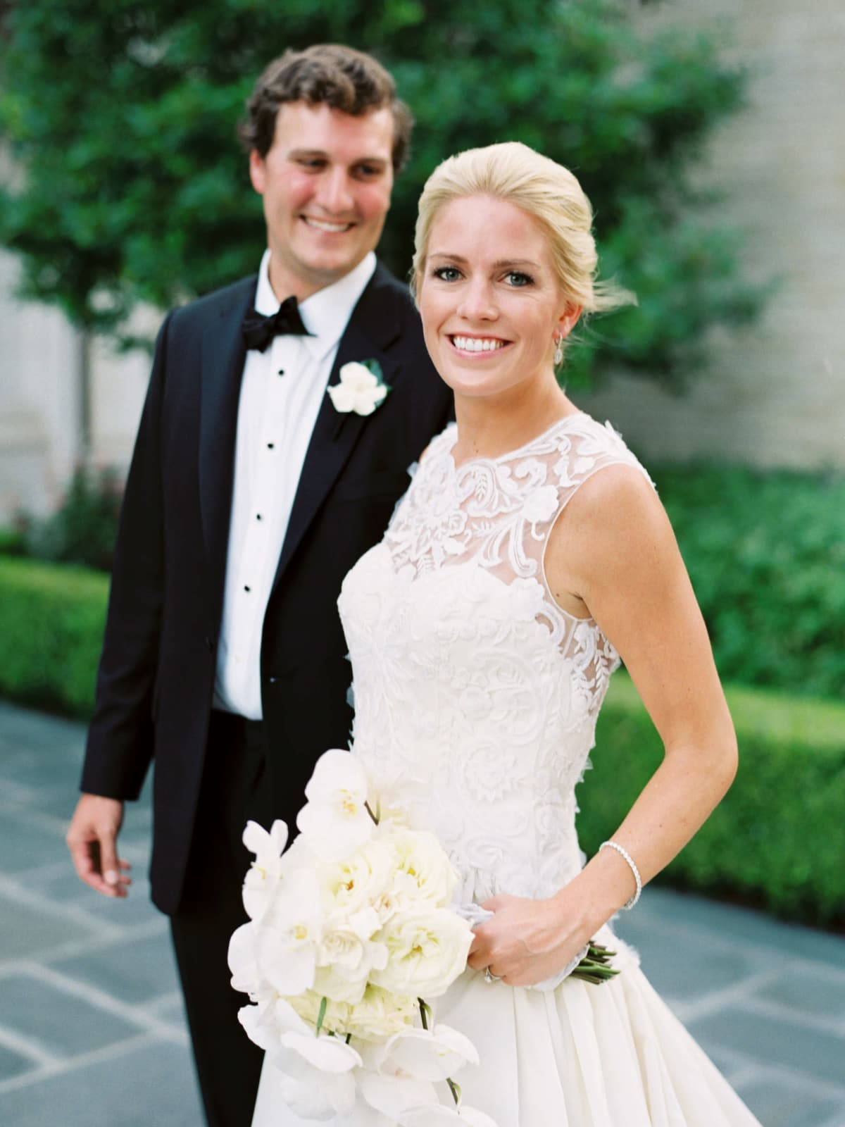 Jere and Kate Thompson, Wedding Feature