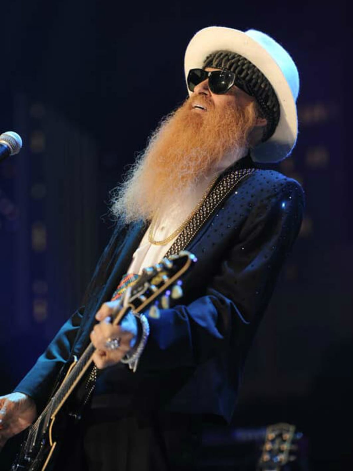 Austin City Limits Hall of Fame induction 2016 Billy Gibbons ZZ Top