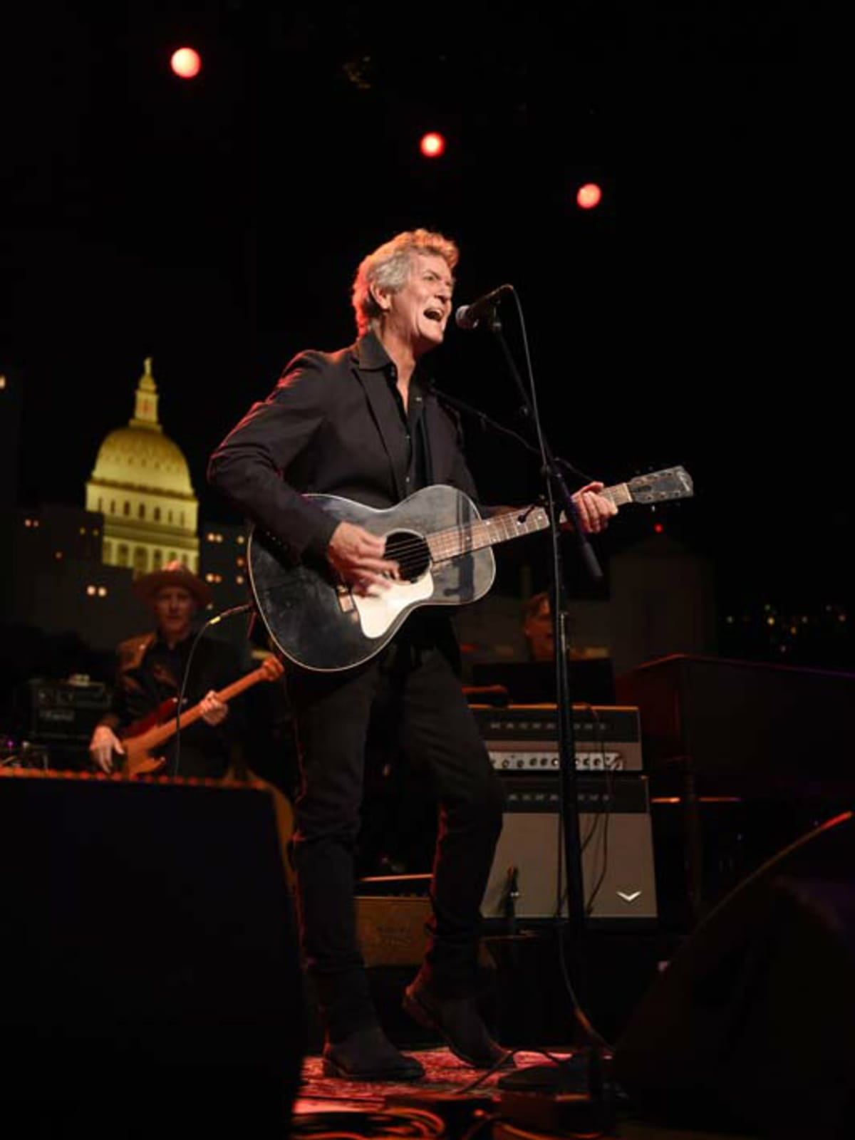 Austin City Limits Hall of Fame induction 2016 Rodney Crowell