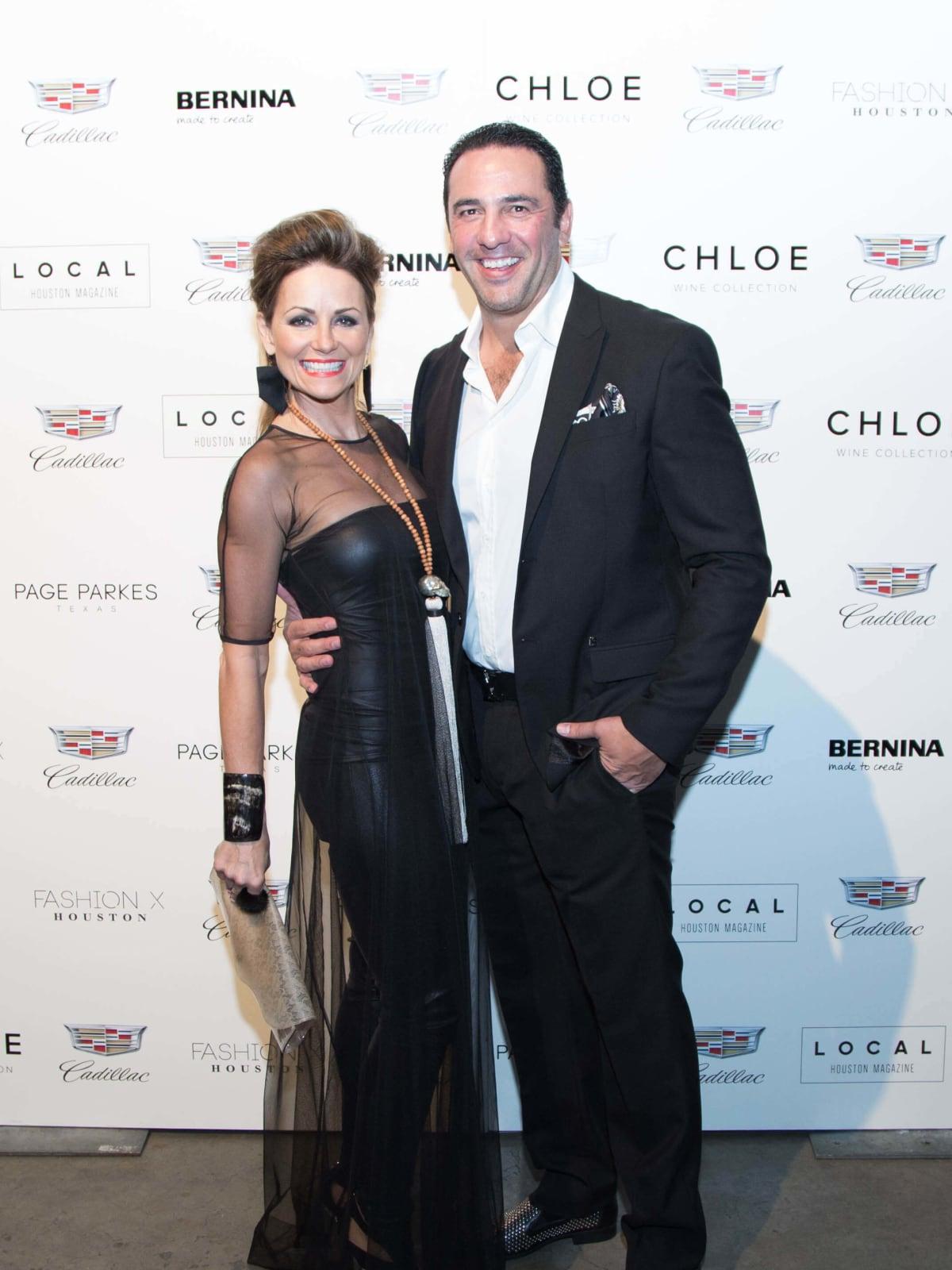 Lucinda Loya, Javier Loya Fashion X Houston