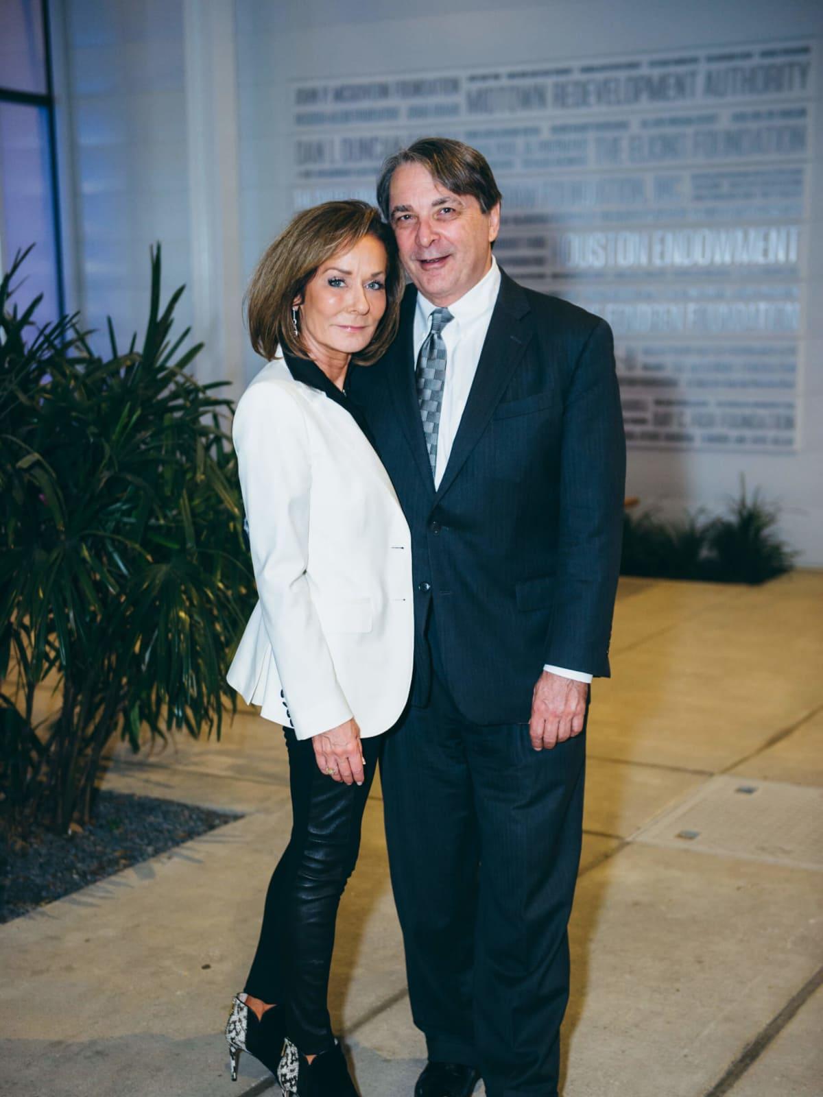 Gulf Coast Journal gala, Melanie Gray, Mark Wawro