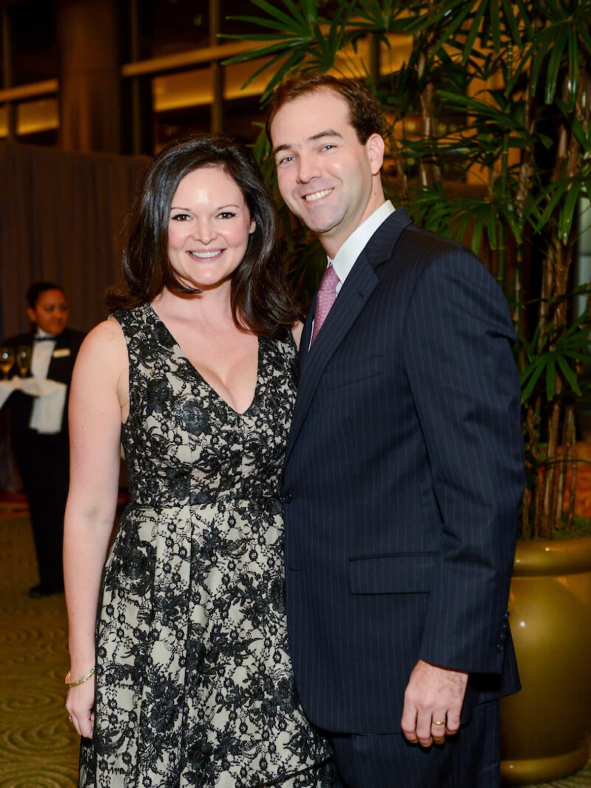 Jennifer and Thomas Kane at UTHealth Constellation Gala
