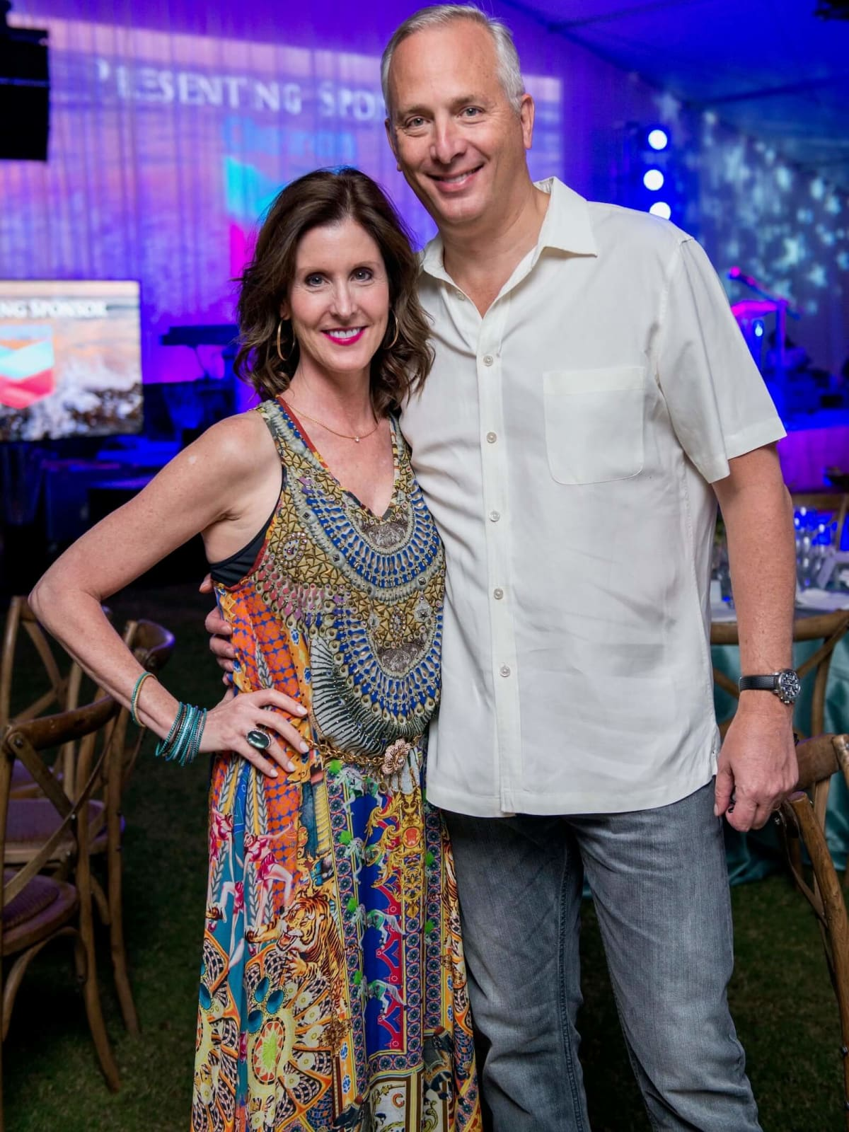 Phoebe and Bobby Tudor