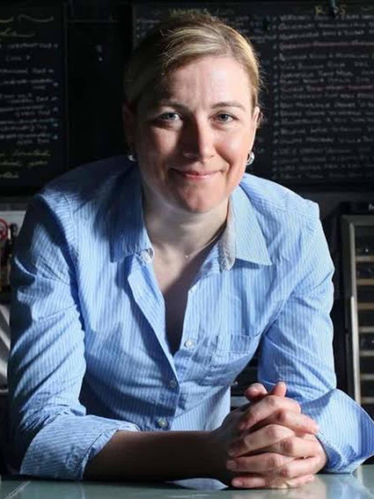 Ashley Christensen Poole's Diner headshot