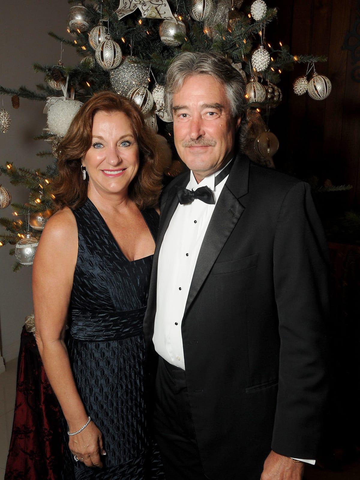 Lisa and John Stoika, Trees of Hope Gala honorees