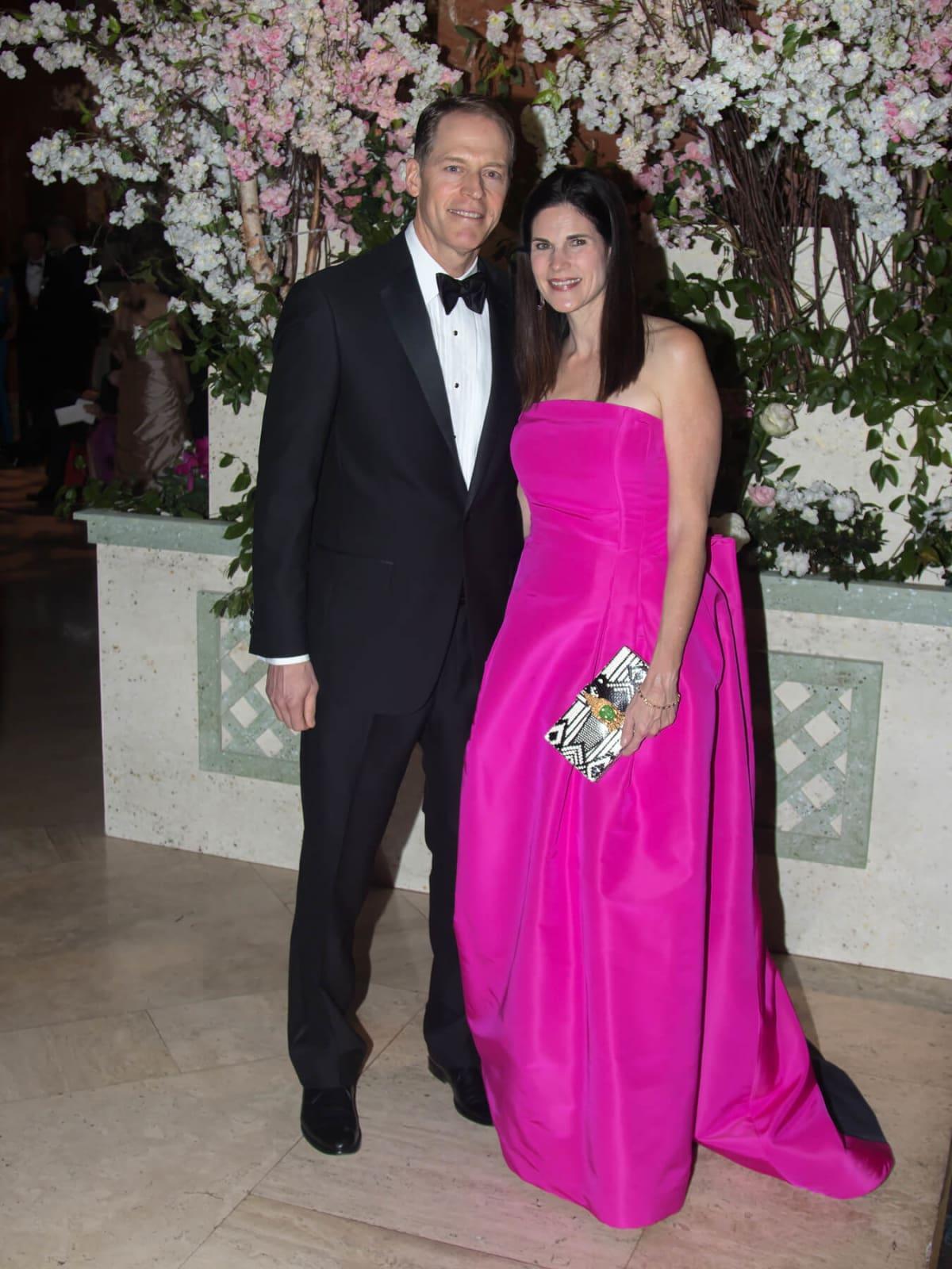 Eric Gambrell, Elizabeth Gambrell